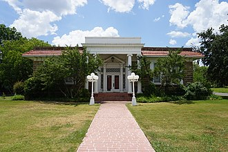 National Register of Historic Places listings in Carter County, Oklahoma - Image: Ardmore July 2018 08 (Ardmore Carnegie Library)