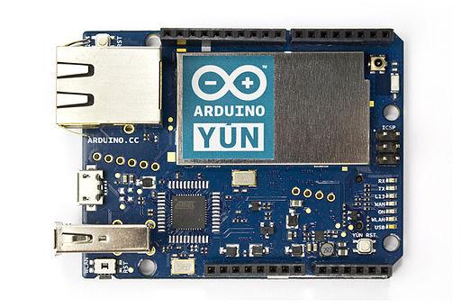 ArduinoYunFront 2