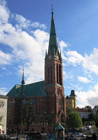 Arendal - Trinity Church (Arendal)