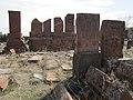 Arinj khachkar, old graveyard (264).jpg