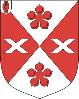 Arms of Baronet Agnew of Gt Stanhope St
