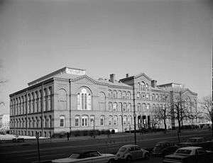 Army Medical Museum and Library - The AMML in 1969.