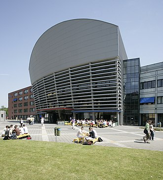 HAN University of Applied Sciences - Image: Arnhem Business School
