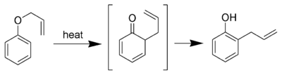 The Claisen rearrangement