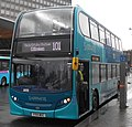 Arriva Kent & Surrey YY14WGC, Chatham Bus Station, 15 January 2018 (cropped).jpg