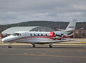 Arrowcrest Group Cessna 560XL Citation Excel CBR Gilbert.jpg