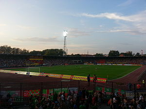 Arsenal Stadium (Tula) - Stadium in 2014