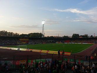 Arsenal Stadium (Tula) - Stadium in 2014