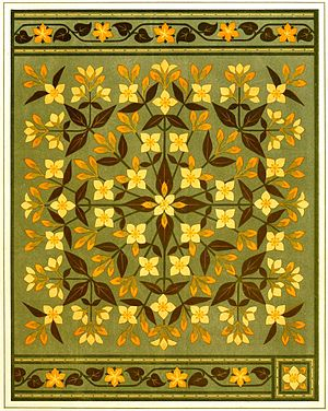 Thomas Crane (1843–1903) - Image: Art Embroidery 1878 06