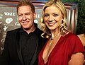Art of Elysium Heaven & Hell Gala 2009 - Ryan Kavanaugh, Amy Smart (3187617832).jpg