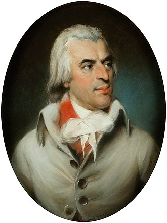 Arthur Young (agriculturist) - Arthur Young, by John Russell, 1794