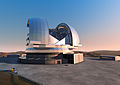 Artist's impression of the European Extremely Large Telescope (E-ELT).jpg