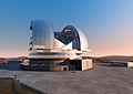 Artist's impression of the European Extremely Large Telescope (E-ELT).jpg