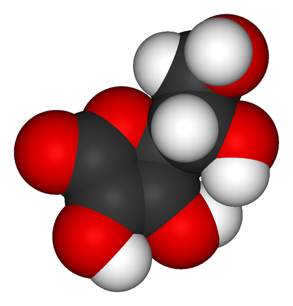 Fichier:Ascorbic-acid-3D-vdW.png