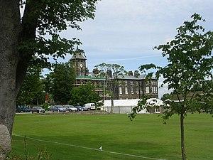 Ashville College - The School
