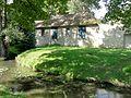 Asnières-sur-Oise (95), abbaye de Royaumont, bâtiment de service.JPG