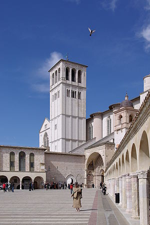 Assisi San Francesco BW 4.JPG