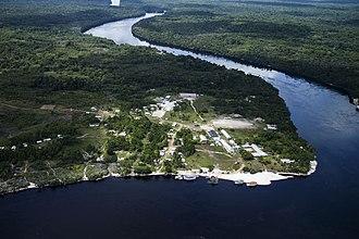 Alto Rio Negro Indigenous Territory - Image: Assuncaodo Icana