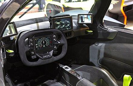 Aston Martin Valkyrie Wikiwand