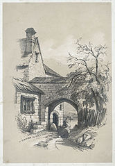 At Tintern in 1850