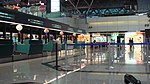 At the check-in area in Taoyuan Airport 2nd Terminal.jpg