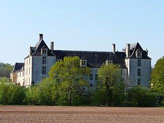 Aubas - Château de Sauvebœuf