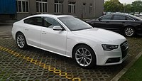Audi A5 8T Sportback facelift 001 China 2014-04-20.jpg