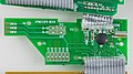 Audioline TEL 38 SMS - Menu keyboard printed circuits board-92375.jpg