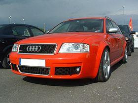 Audi Rs6 Wikip 233 Dia