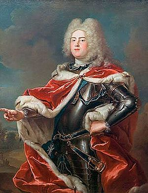 Augustus III of Poland - Image: August III