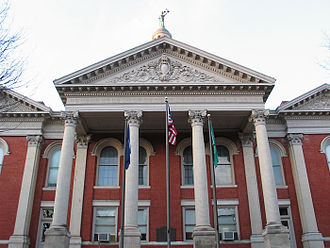 Augusta County, Virginia - Image: Augusta County VA Courthouse