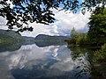 Ausblick Bohinj jezero (28166490328).jpg