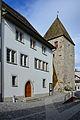Aussenfassaden der im November 2011 zum Abschluss gebrachten Erneuerungsarbeiten am Stadtmuseum Rapperswil 2012-10-16 15-16-43 ShiftN.jpg