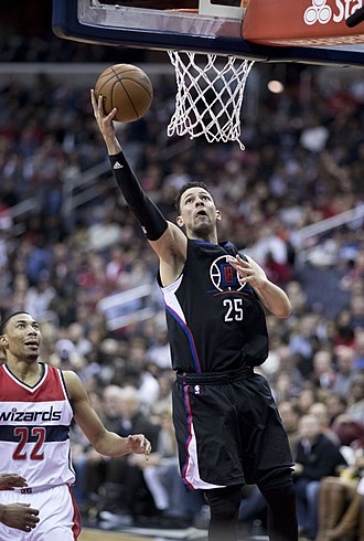 Austin Rivers - Rivers with the Clippers in 2017