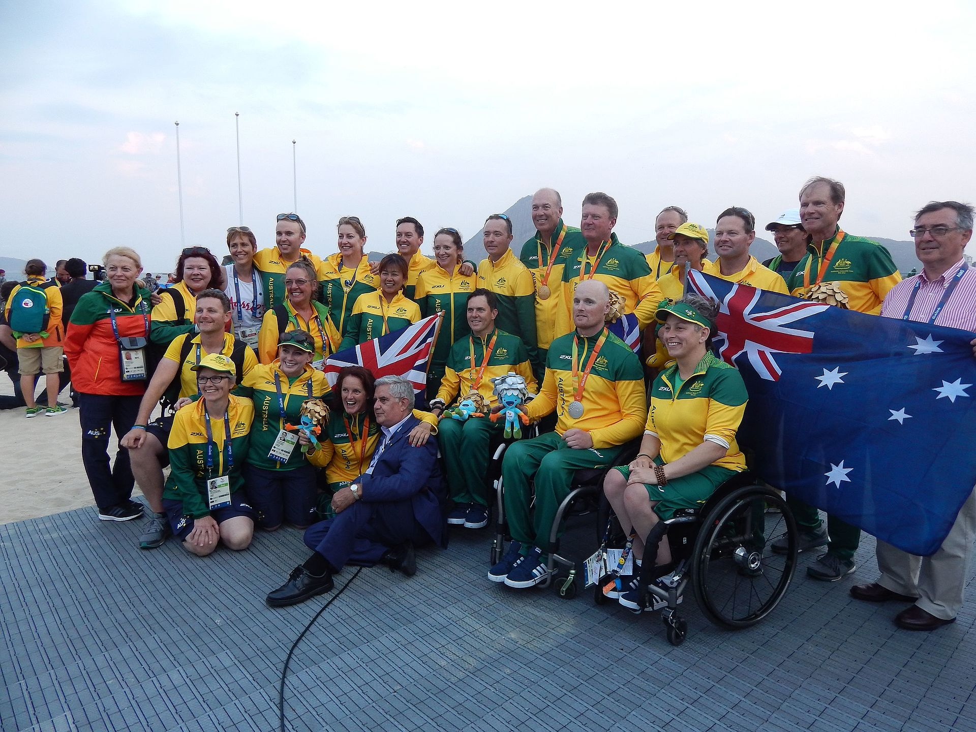 Paralympics dates in Australia