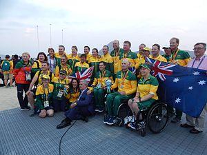 Australia at the 2016 Summer Paralympics - Australian Sailing Team at Rio Paralympics