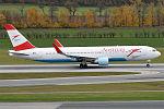 Austrian Airlines, OE-LAT, Boeing 767-31A ER (23033820422).jpg