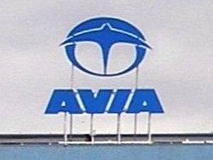 Avia - Image: Avia Letňany Logo