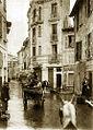 Avignon inondation 1910 rue Saint-Michel.jpg