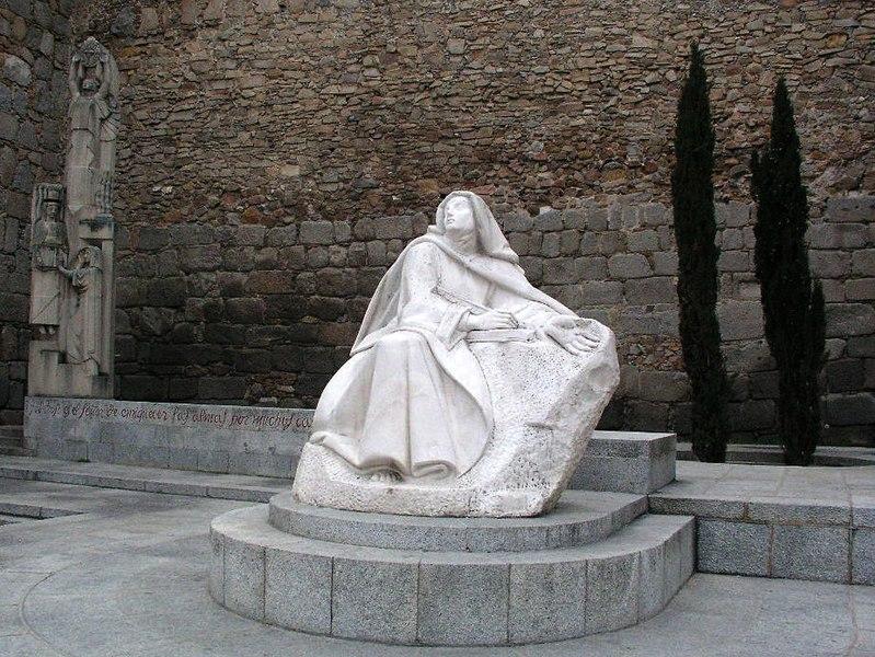 St. Theresa von Avila