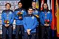 Award ceremony 2014 European Championships FFS-EQ t210112.jpg