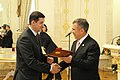 Awarding Tatarstan State Prize in the Field of Science and Technology (2010-12-30) 31.jpg