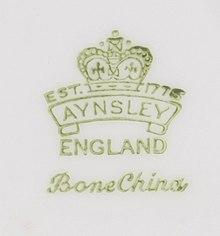 Aynsely China England Bone China Crest.jpg 6e113b819bb