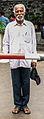 Azam Campus watchman 01 by Samee Chougule.JPG