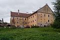 Bývalý kostel sv. Markéty, Zlatá Koruna, ČR.jpg
