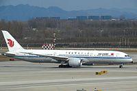 B-7878 - B789 - Air China