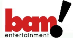 BAM! Entertainment - Image: BAM! Entertainment Logo
