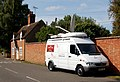 BBC 'Midlands Today' satellite truck in Bourton-On-Dunsmore - geograph.org.uk - 1483851.jpg