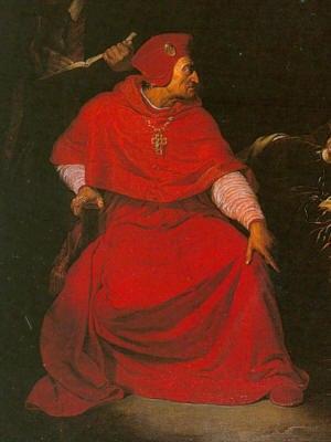 Regency government, 1422–1437 - The Duke of Gloucester (above) and Henry Beaufort (bottom)