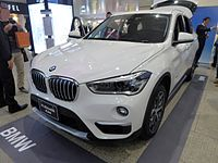 BMW X1 xDrive20i xLine (F48) front.JPG